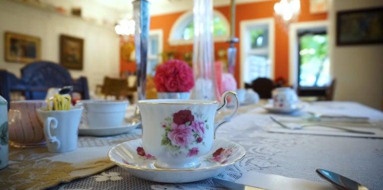 The O'Connor House English Tea Room